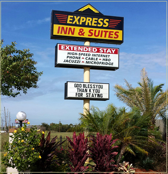 Express Inn of Westwego - Just 15 minutes from New Orleans!